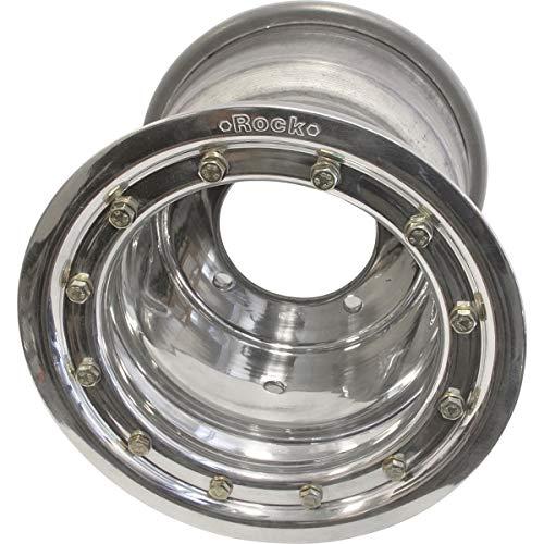 09-19 YAMAHA YFZ450R: Rock Standard Beadlock Wheel (10X5 / Front) ()