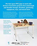 The PVC Pipe Book: Projects for the