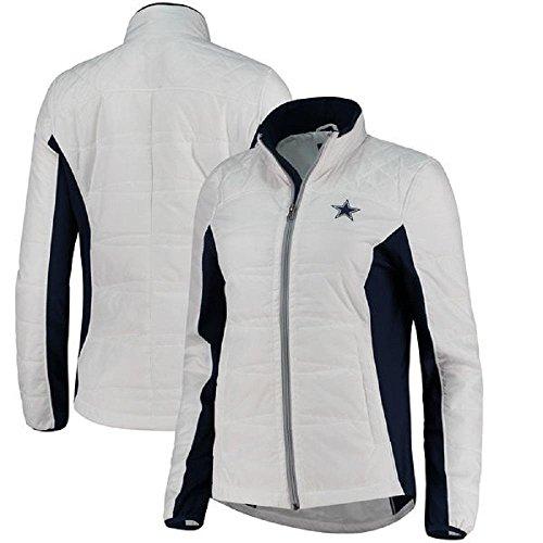 Grand Slam Jacket - Dallas Cowboys Grand Slam Full-Zip Jacket