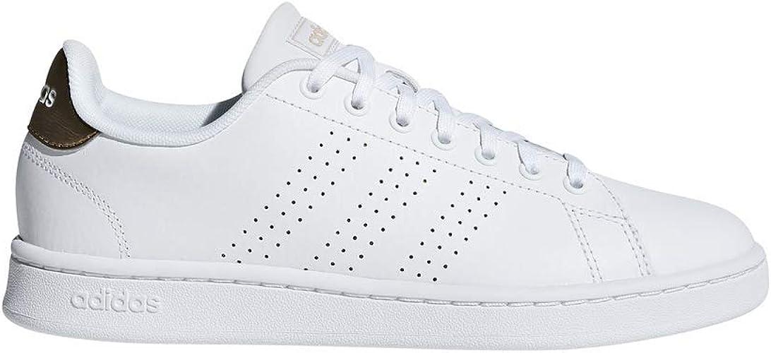 adidas Originals Damen Cf Advantage Turnschuh, weiß: Amazon