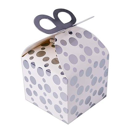 132104 - Pack de 12 Cajitas de regalo cumpleaños pequeña ...