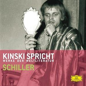 Kinski spricht Schiller Hörbuch