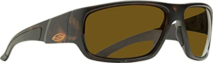 f63f77923d Amazon.com  Smith Optics Discord Sunglass with Polar Brown Carbonic ...