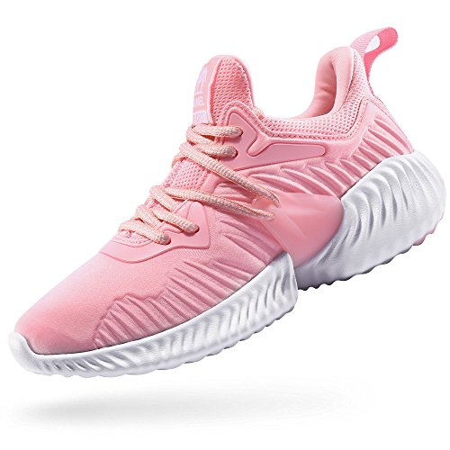 Slip Walking Camel Women Non Trail Casual Fashion Sneakers Cushion Men's Pink Running Shoes 44gTHwqv