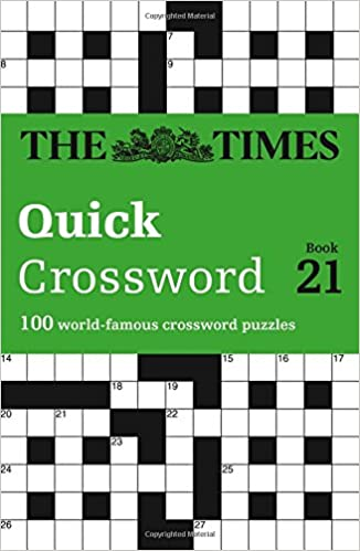 The Times Quick Crossword Book 21: 100 General Knowledge Puzzles from The Times 2