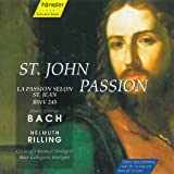 Bach: St. John Passion / Rilling 3CDs (1997)