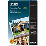 Epson Presentation Paper MATTE (11x17 Inches, 100 Sheets) (S041070)