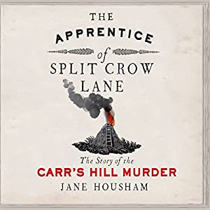 The Apprentice of Split Crow Lane Audiobook