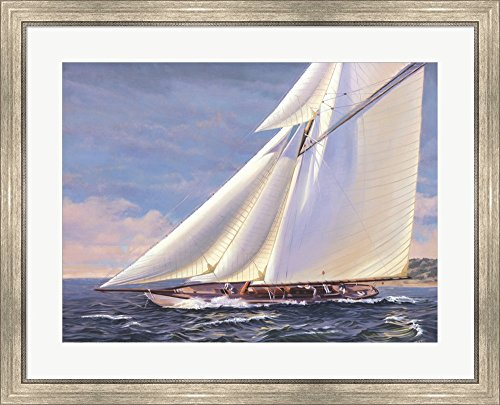 Adventures in Paradise II by P. Moss Framed Art Print for sale  Delivered anywhere in USA