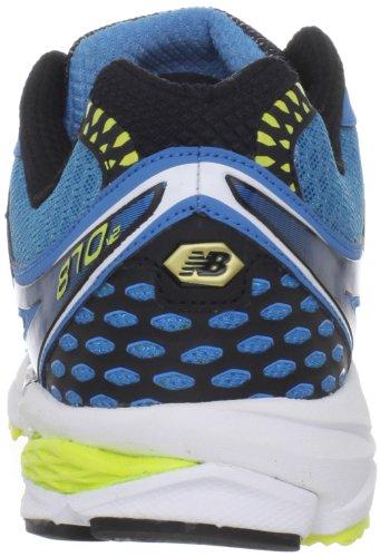 Running Shoe New M870v2 Balance Stability Men's Black Light Blue YaXYw
