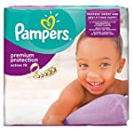 Pampers Active Fit Size 5+ (Junior+)...