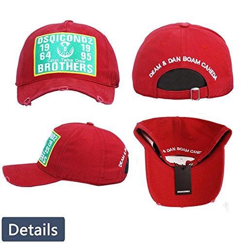 Moda Gorra Verano Casual Algodón Meaeo De Béisbol De Calidad De Carta De Sombreros Alta Cap Gorras De Hombre Gorras 4EZnxq