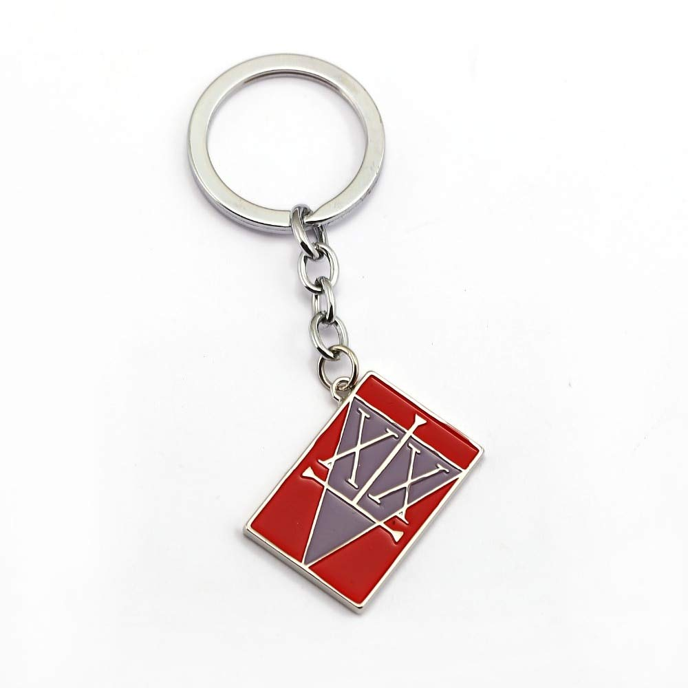 Amazon.com  Mct12 - GON FREECSS License Key Ring HUNTER x HUNTER Keychain  Holder Metal Fashion Car Bag Chaveiro Key Chain Pendant Anime Jewelry  Home  ... fccfc798ca10