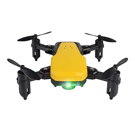 Faironly - Mini dron Plegable de 2,4 GHz, con 1 botón R ̈1ckholh ...