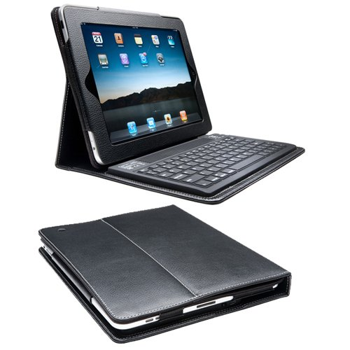 Kensington K39336US Keyfolio Bluetooth Keyboard Case by Kensington