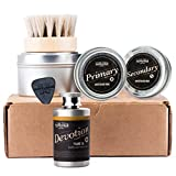 CanYouHandlebar Basic Beard Care Kit : Devotion Beard Oil Flask