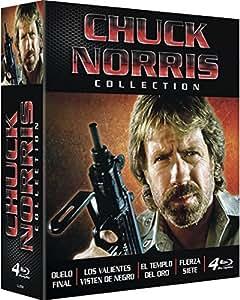 Pack Chuck Norris [Blu-ray]