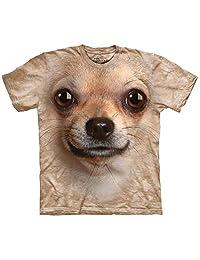 Chihuahua Face Kids T-Shirt - Kids Large