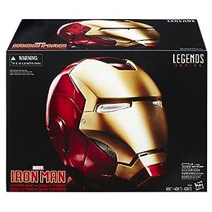 Marvel Legends Iron Man Electronic Helmet by Hasbro - Import
