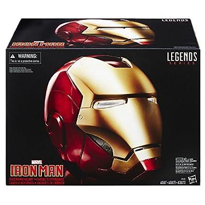 Marvel Legends Gear Iron Man Replica Helmet by Avengers