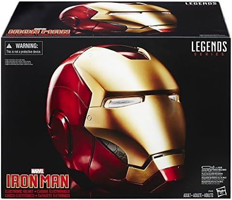 Ironman motorcycle helmet _image0
