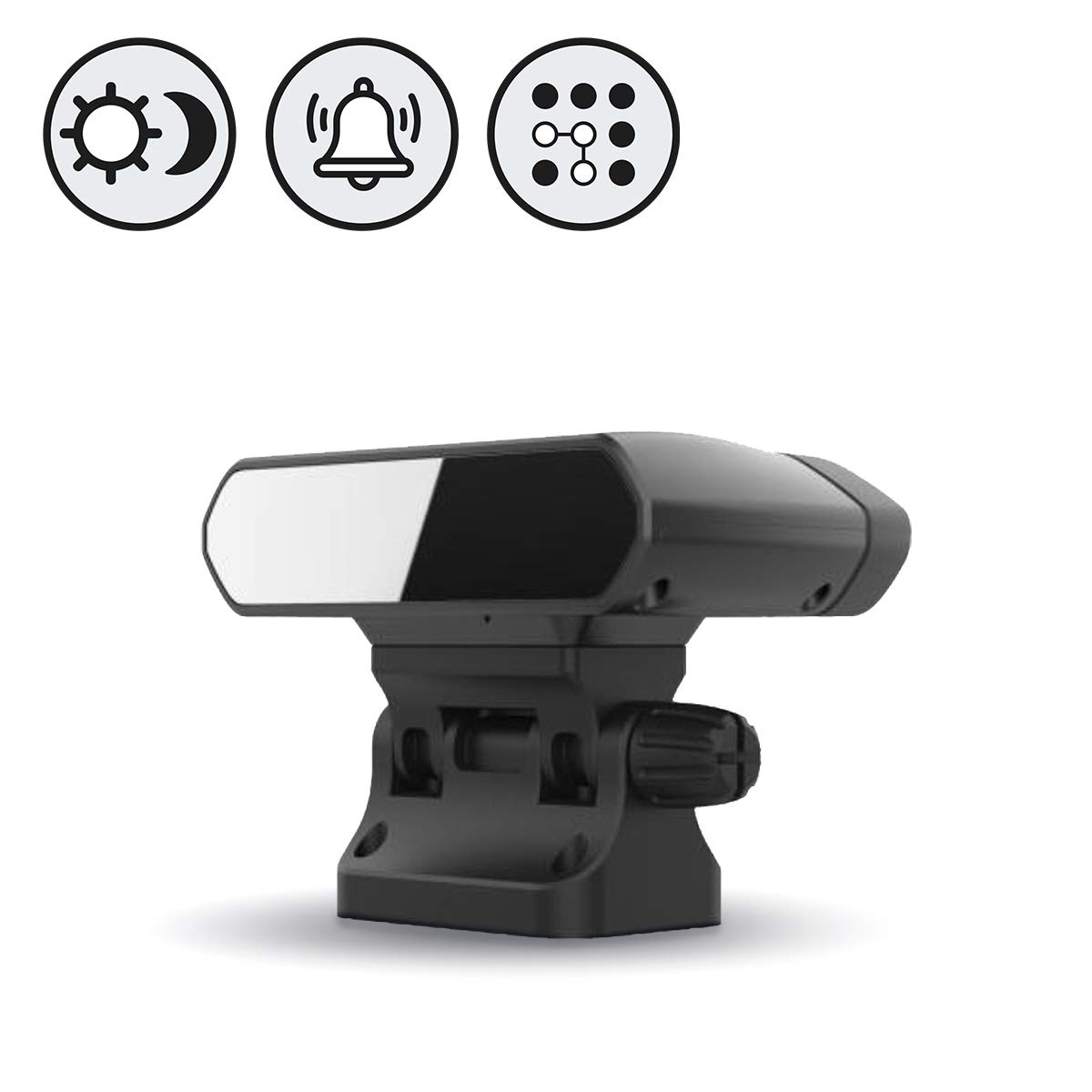 Rear View Safety IVUE Driver Fatigue System RVS-335