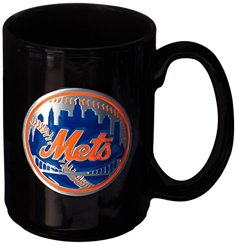 Anaheim Ceramic Mug Set (MLB Colorado Rockies Two Piece Black Ceramic Mug Set - Primary Logo)