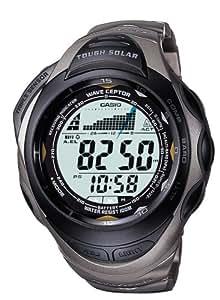 Casio Men's PAW1200T-7V Pathfinder Multi-Band Solar Atomic Titanium Compass Watch
