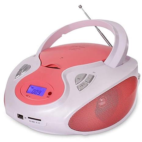 LYA Reproductor de CD portátil Máquina de educación fetal, USB.SD ...