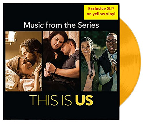Various Artists - This Is Us Soundtrack Limited 2XLP Exclusive Yellow - This Is Original