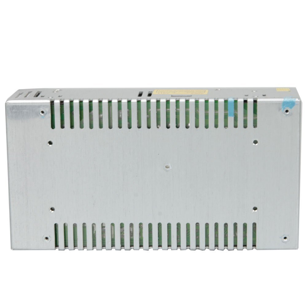 eTopxizu 12v 30a Dc Universal Regulated Switching Power Supply 360w for CCTV, Radio, Computer Project
