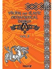 Viking and Slavic Ornamental Designs: Volume 3