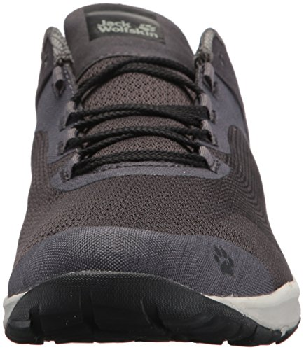 Jack Wolfskin Mens Portland Chill Low Lightweight Fast Drying Trainers Phantom