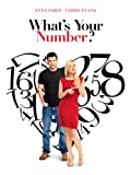 DVD : What's Your Number?