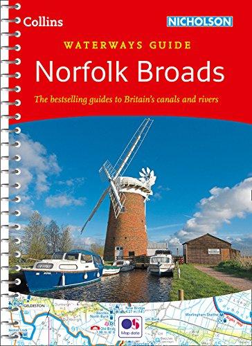 Norfolk Broads (Waterways Guide)