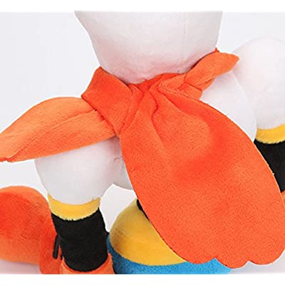 MaeFte Plush Stuffed Doll Children's Toy (Red): Toys & Games