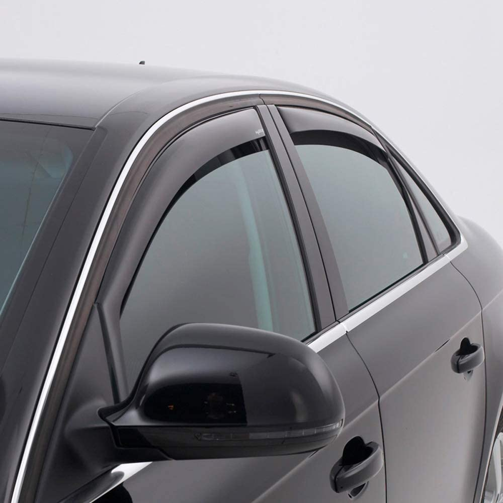 ClimAir P0074 Window Visors Suitable for Citro/ën C5 Aircross 2019