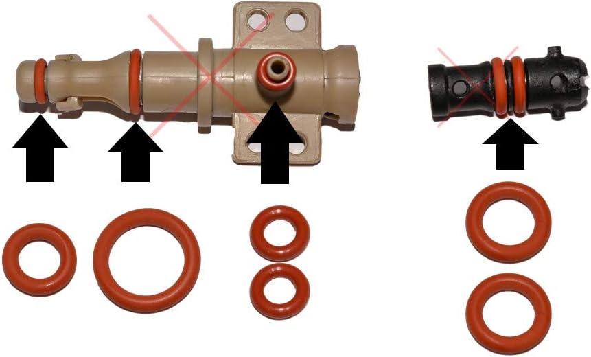 Kit de servicio SW-K Junta para válvula de drenaje válvula de ...