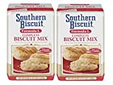 Southern Biscuit Formula L Complete W/golden Shortening Flakes Biscuit Mix, 2-52 Oz. Pkgs