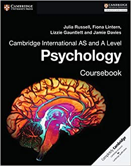 Cambridge International AS and A Level Psychology Coursebook 9781316605691 Study Skills at amazon