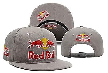 16006af9ff4 Grey Home Red-Bull Cap Snapback
