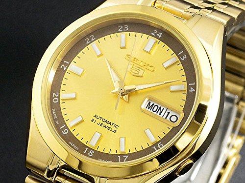 セイコー SEIKO セイコー5 SEIKO 5 自動巻き 腕時計 SNKG26J1 [並行輸入品] B01LG8A4E6