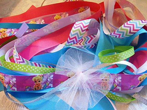 Grosgrain Ribbon *Fairy Mix for DIY Hair Bows* - 10 Yards Total ()