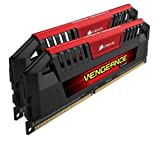 Corsair CMY8GX3M2A2400C11R Vengeance Pro Series 8GB (2 x 4GB) DDR3 DRAM 2400MHz C11 Memory Kit 1.65V