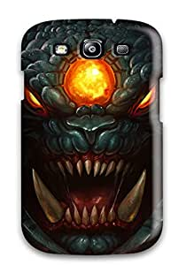 Fashionable KbaNdWK12872WTobf Galaxy S3 Case Cover For Dota 2 Protective Case