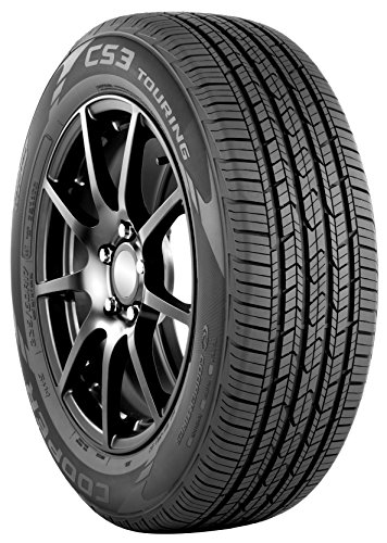 Cooper CS3 Touring All Season Radial Touring Tire - 225/60R18 100H by Cooper Tire