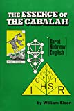 img - for The Essence Of The Cabalah: Tarot, Hebrew, English book / textbook / text book