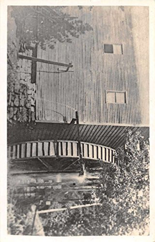 Otter Creek Kentucky Old Howell Mill Real Photo Antique Postcard J54005