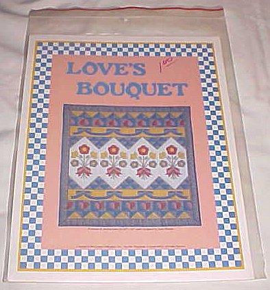 - Love's Bouquet Quilt Pattern By Judy Martin Craft Leman