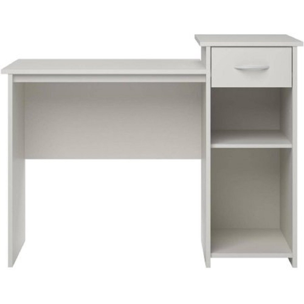Mainstays Student Desk White Finish Home Office Bedroom